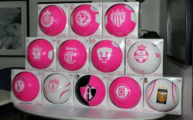 """Presentan campaña de """"Balón Rosa"""" para prevenir cáncer de mama"""