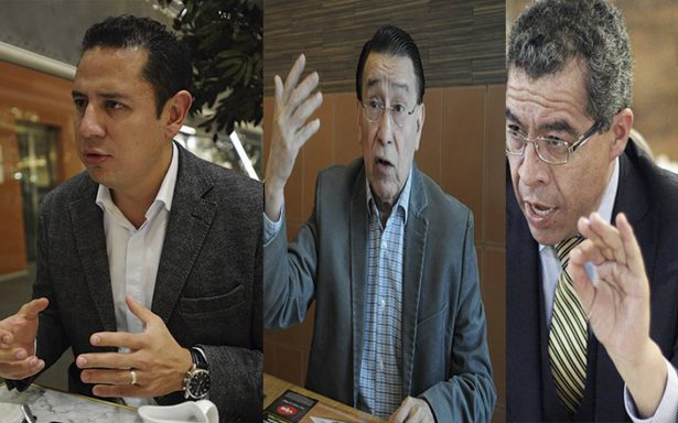 ¿Quiénes son los posibles candidatos para suceder a Barrales?