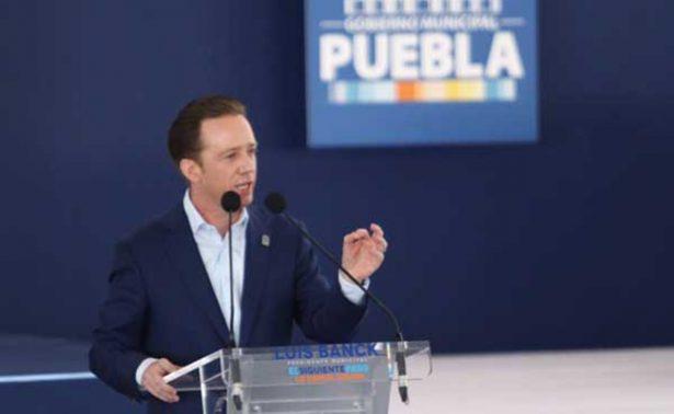 Rinde Luis Banck, alcalde de Puebla, su tercer informe