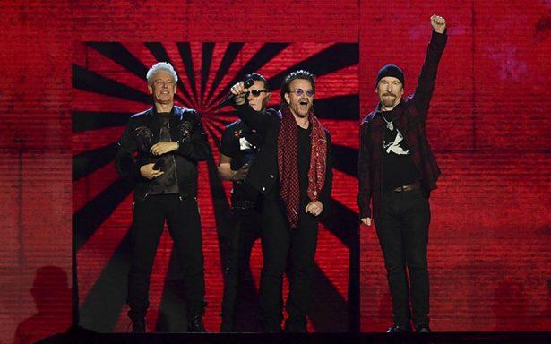 Shawn Mendes y U2 protagonizan en los premios MTV EMA 2017