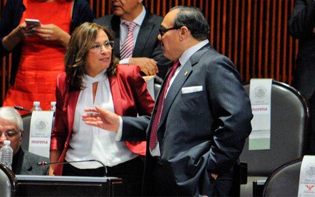 Donaciones y recorte a financiamiento entrampan el debate legislativo