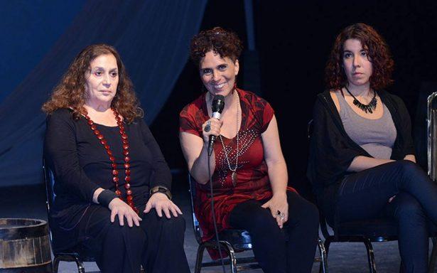 El Viaje de Emma se presenta en el teatro El Galeón del Centro Cultural del Bosque