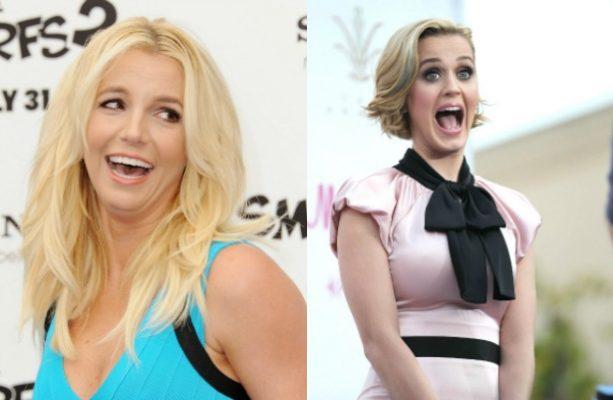 ¡Britney Spears rompe el silencio y le responde a Katy Perry!