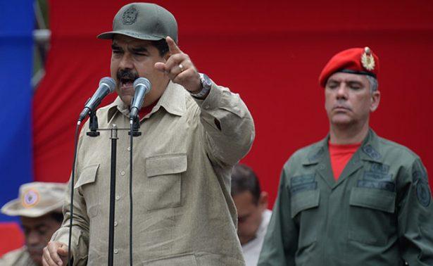 """[Video] Maduro tilda a Peña Nieto como """"empleado maltratado"""" de Trump"""