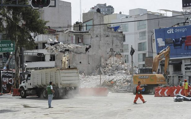 ¡La ayuda no llega! Los recursos opacos de la reconstrucción