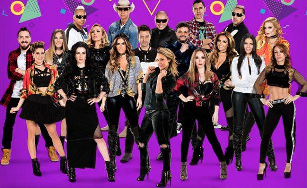 """""""90's Pop Tour"""" abre nueva fecha en la Arena Ciudad de México"""