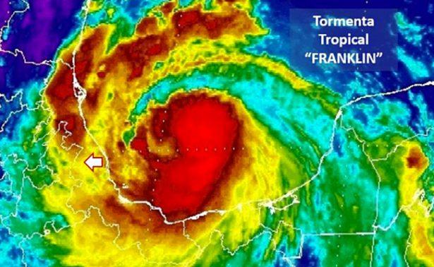 Estas son las recomendaciones a seguir en Veracruz ante llegada de Franklin