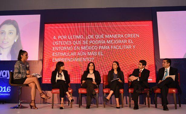 Potencial emprendedor de México se ubica arriba de la media global