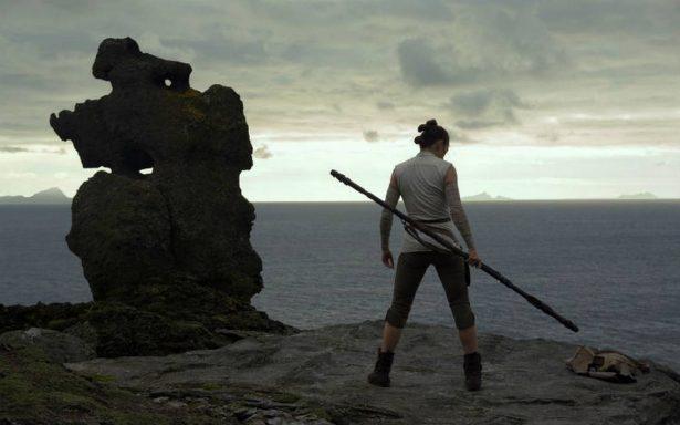 Star Wars: #TheLastJedi estrenó avance en el medio tiempo del Lunes por la Noche NFL