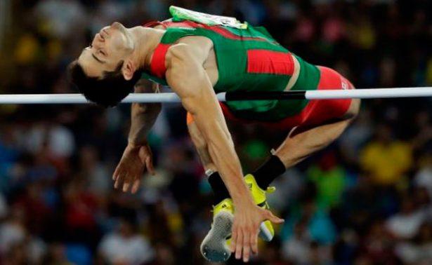 Sirio le arrebata el bronce al mexicano Edgar Rivera en salto de altura