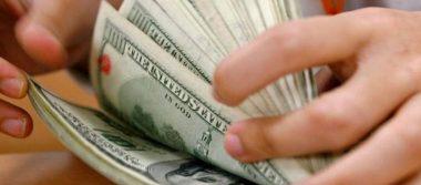 Se vende dólar en promedio en 19.05 pesos en la terminal aérea