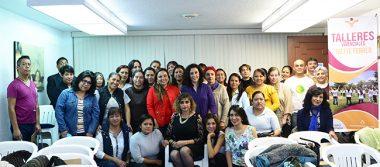 Propone Ivette Ferrer crear escenarios para vivir mejor