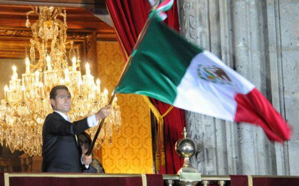 Presidencia cancela otra vez cena del Grito de Independencia