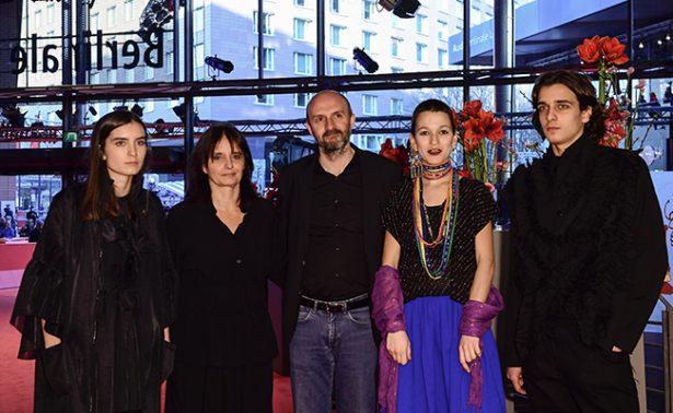 Cintas de Portugal y Corea se abren camino en la Berlinale