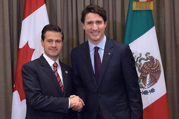 Abordará con Canadá avances de la agenda bilateral