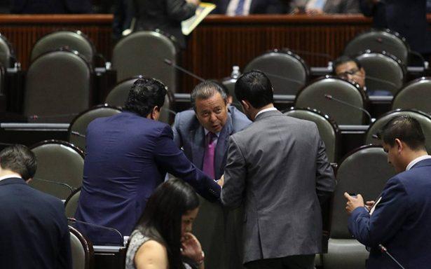 PRI cede 8 diputados al PVEM para desactivar a Morena como cuarta fuerza