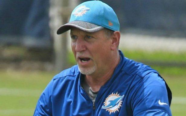 Revelan video de entrenador de los Delfines de Miami consumiendo cocaína