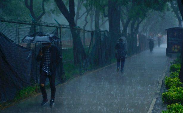 Prevén lluvias y rachas de viento en el país