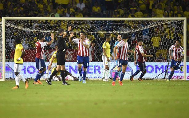 Paraguay revive y casi extingue esperanzas de Mundial para Colombia