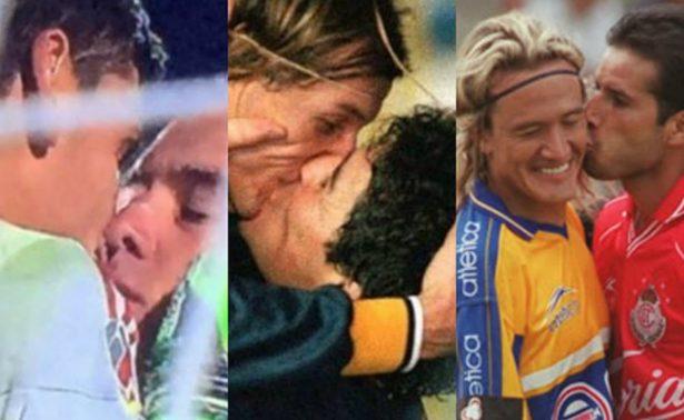 Los 10 festejos más apasionados del futbol