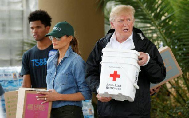 México cancela ayuda a Texas ante emergencias por sismo y Katia: SRE