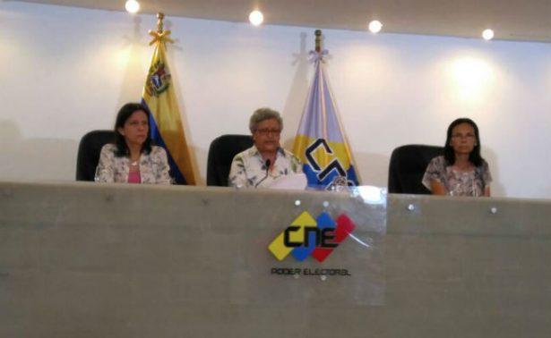 Poder electoral en Venezuela descalifica acusación de fraude