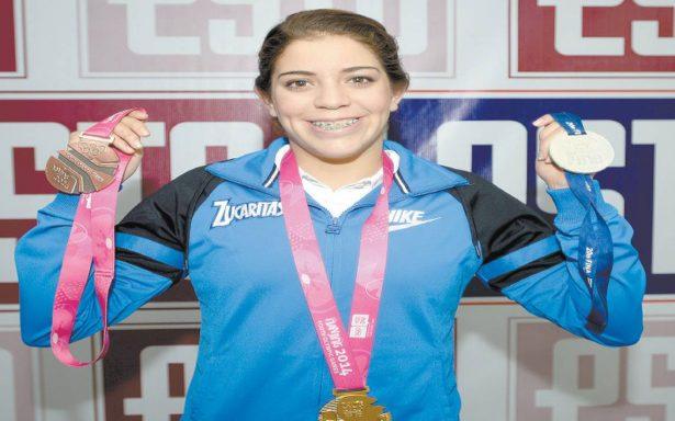 Alejandra Orozco la sonrisa del Olimpo