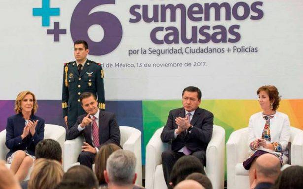 Peña Nieto critica que se haga 'bullying' a instituciones del Estado