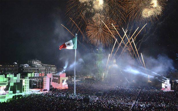 Moderatto, María José, Tito Nieves figuran en festejos patrios de la CDMX