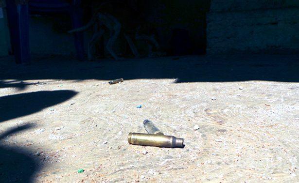 Persecución y balacera deja un muerto en Reynosa