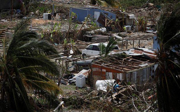 Videgaray anuncia ayuda humanitaria a Puerto Rico tras paso de huracán María