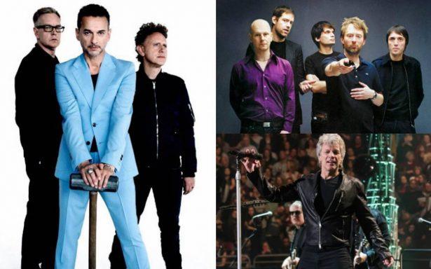 Estos son los nominados al Salón de la Fama del Rock and Roll 2018