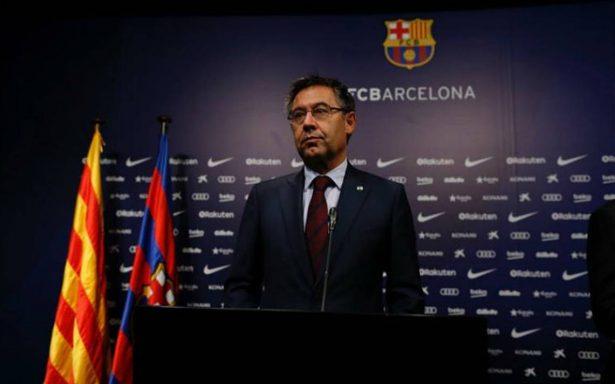 Barça analiza si se cambia de liga si Cataluña se independiza