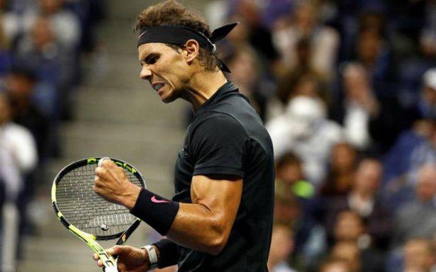 Nadal arrolla a Del Potro y jugará su cuarta final del US Open