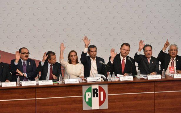 PRI, el que mejor responde a las necesidades de México: Ochoa Reza