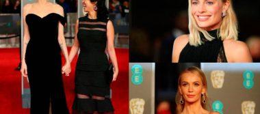 Alfombra de los BAFTA también se pinta de negro contra el acoso sexual