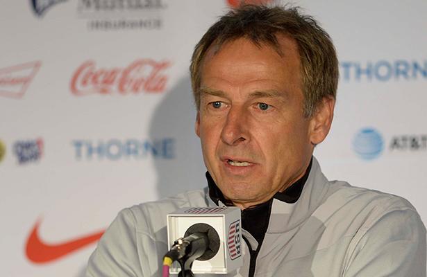 Despiden a Klinsmann de la Selección de Estados Unidos