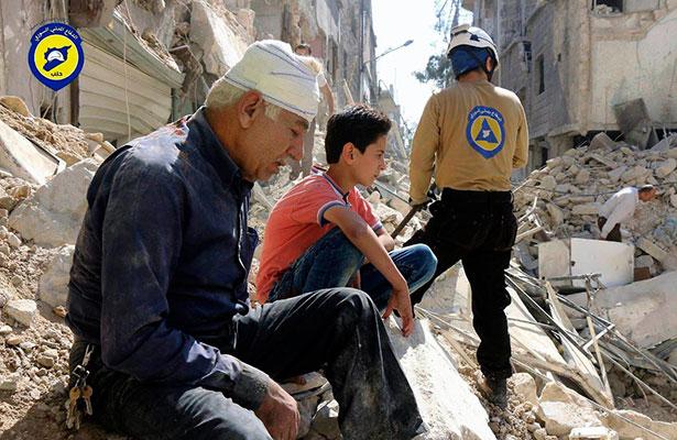 Alerta ONU que se terminó la comida en el este de Alepo