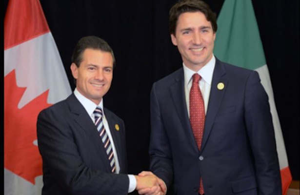 Alianza México-Canadá más fuerte y estratégica tras triunfo de Trump