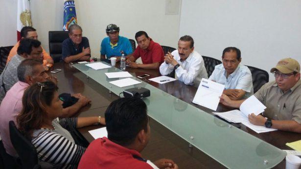 Se reúne por segunda vez Fiscal con familiares del líder de CETIG.