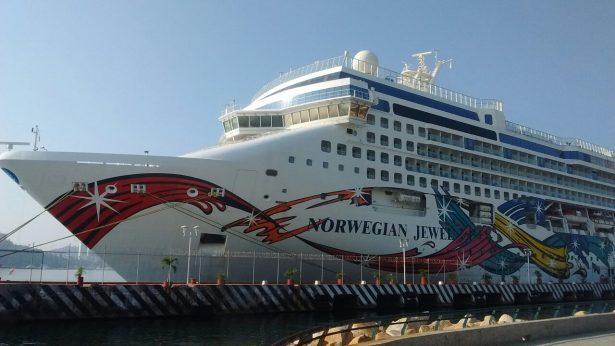 Arriba a Acapulco quinto crucero de la temporada
