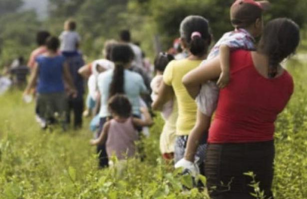 Desplazó conflicto de comunitarios a 150 Familias en Tierra Colorada