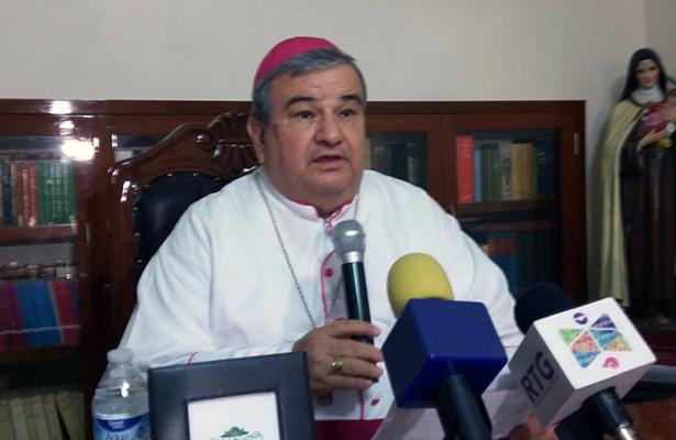 La violencia no sólo es consecuencia de la pugna entre grupos criminales: Arzobispo