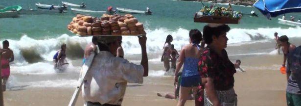 Accesos a playa estarán libres de vendedores ambulantes