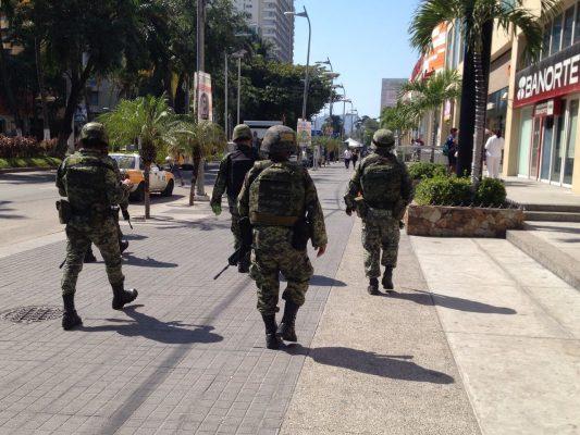 Piden empresarios reforzar operativos de seguridad en Acapulco