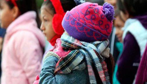 Alerta por frío en la Montaña y Sierra de Guerrero