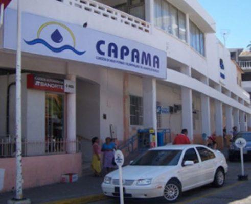 CAPAMA está en disposición para que se concluya la auditoría