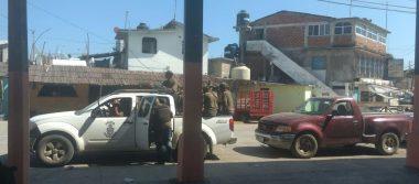 Un detenido tras enfrentamiento en Lomas de Chapultepec