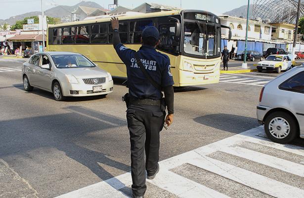 SSP retomará el operativo vial y de prevención en el regreso a clases