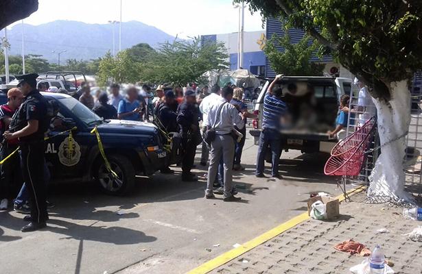 Detienen a homicidas de 6 personas en Acapulco